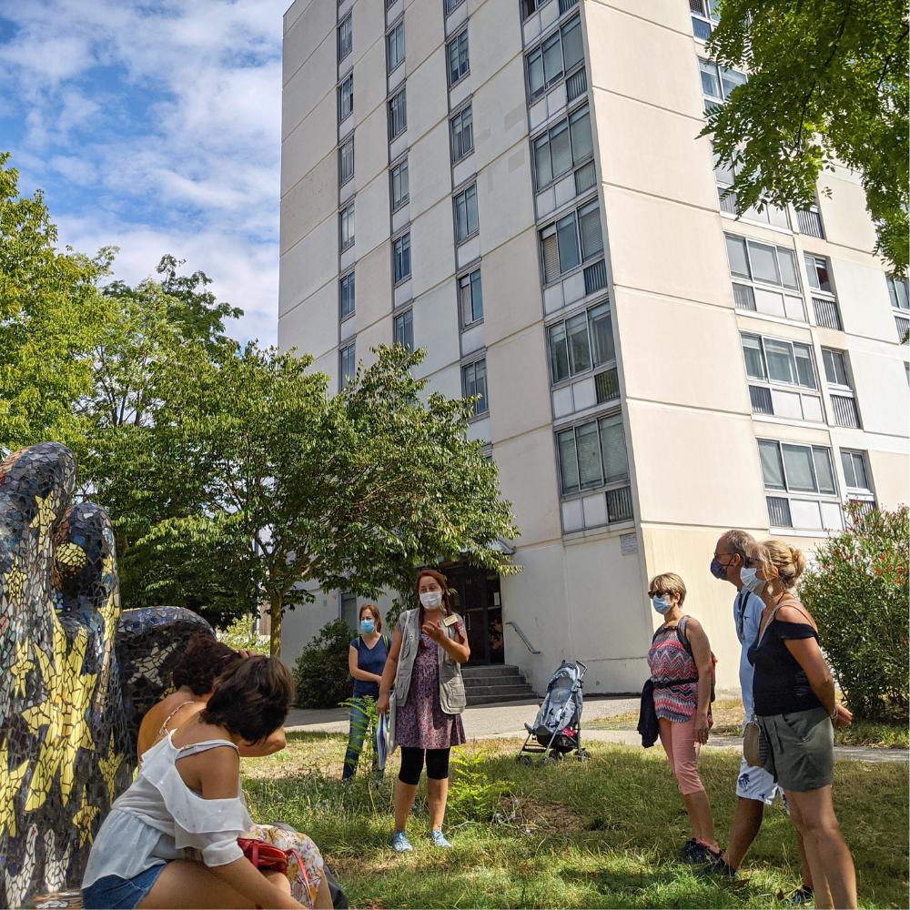 Contrastes d'une ville : Cenon, entre rénovation urbaine et coteaux verdoyants – MAI