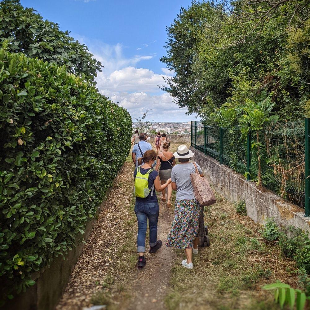 Contrastes d'une ville : Cenon, entre rénovation urbaine et coteaux verdoyants – JUIN