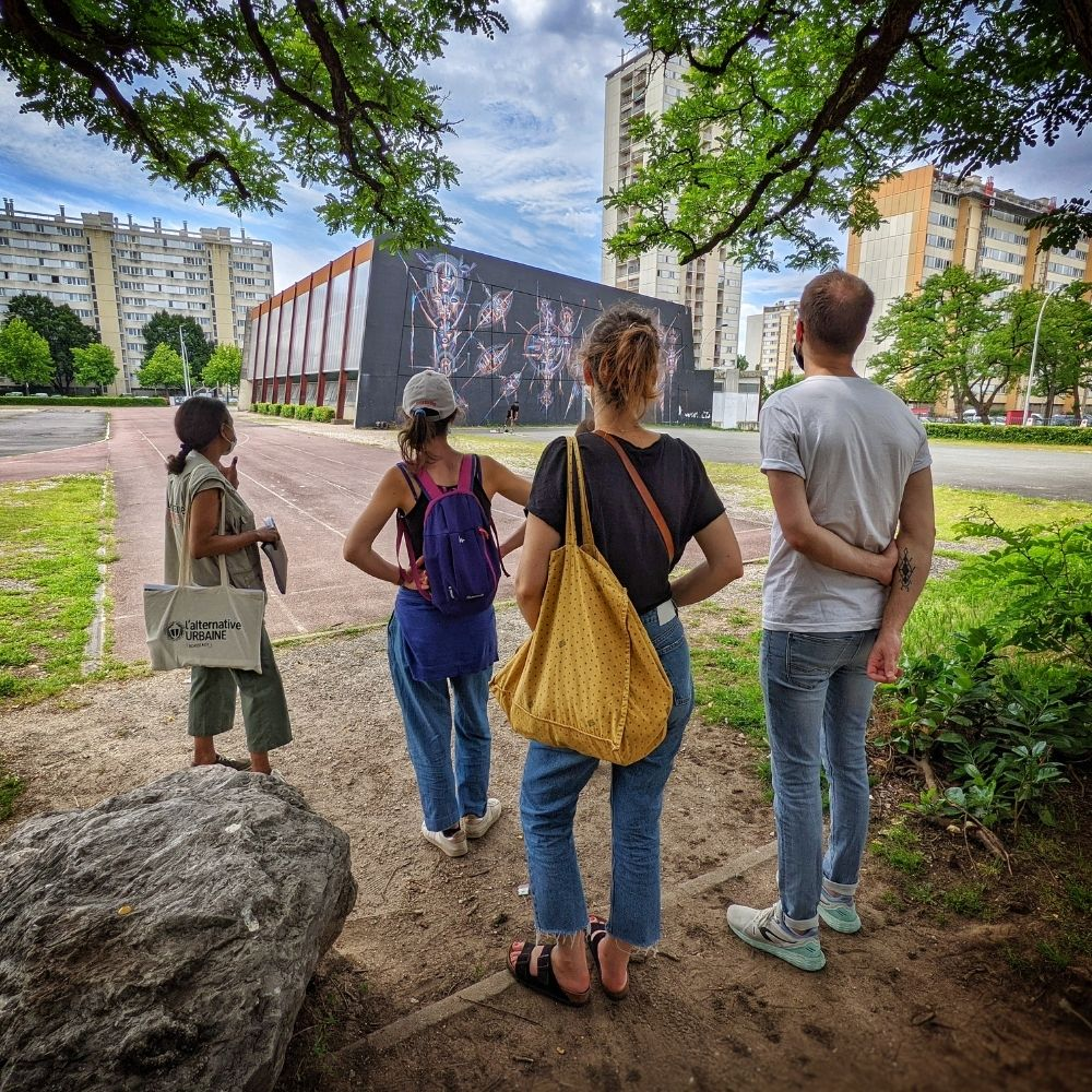 """Le Grand Parc, une """"forêt"""" urbaine méconnue"""